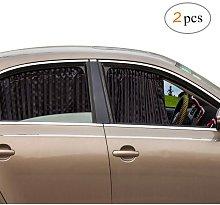 LangRay Sun Shade Car Curtain, Magnetic Sun Shade