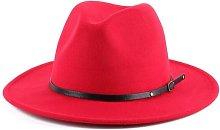 Langray - Women Men Hats Winter Fashion Felt Hat