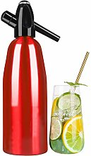 LANGSHI Soda Siphon Sparkling Water Maker Soda