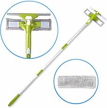 Lanhope Window Squeegee 3-in-1 Cleaner Washer with