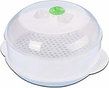 Lankater Single-layer Microwave Oven Steamer