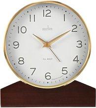 Lannister Tabletop Clock Acctim