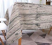 Lanqinglv Cotton Linen Tablecloth 50x70cm
