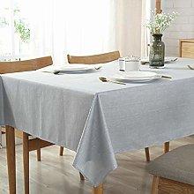 Lanqinglv Plain Table Cloth Square 90cm,Small