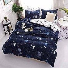 Lanqinglv Star Wars Duvet Cover Set Double Bed