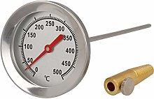 Lantelme 4239 500°C Oven / Tandoor / Smoker /