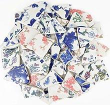 Lanyani Broken Ceramic Porcelain Tiles for Mosaic