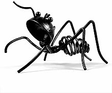 LANYUE Metal Creative Ants Sculpture Wine Rack,