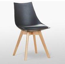 Lanzo Dining Chair (BLACK)