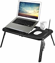 Lap Bed Table Foldable Laptop Bed Table Lap Desk