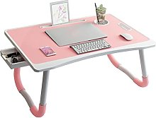 Lap Desk For Laptop With Cup Holder Bed Tray Table