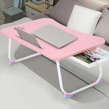Lap Desk Laptop Bed Table, Portable Laptop Table