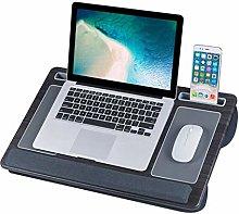 Lap Laptop Desk, Portable Laptop Desk Tray with