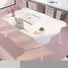 Laptop Bed Table Breakfast Tray, Foldable Laptop