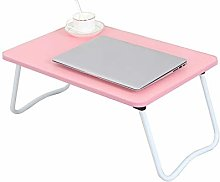 Laptop Bed Table, Foldable Portable Lap Standing