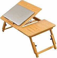 Laptop Bed Table, Folding Notebook Stand Lap Desk