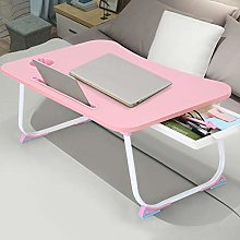 Laptop Bed Table, Portable Laptop Desk with