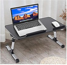 Laptop Bed Tray Table, Adjustable Computer Bed