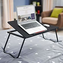 Laptop Bed Tray Table, Adjustable Laptop Stand