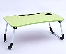 Laptop Bed Tray Table, Multifunction Foldable Lap