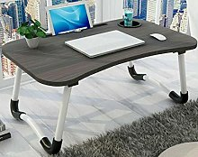 Laptop Bed Tray Table Portable Lap Desk Notebook