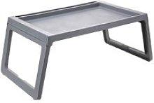 Laptop Desk Folding Computer Table Gray