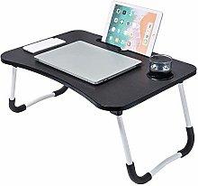Laptop Desk for Bed,【2021 Upgraded】 Portable