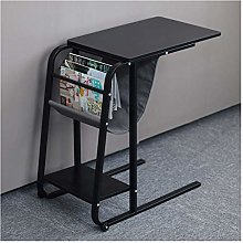 Laptop Desk,Mobile Lifting Lazy Bedside Laptop