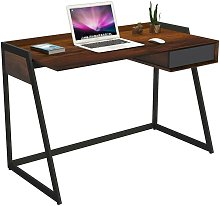 Laptop & Writing Desk with Drawer for Home Office