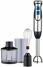 Laptronix 800W Hand Blender 3-in-1 Food 600ml