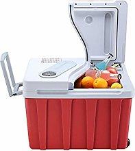 Large 40L Portable Fridge Freezer, Electric Cooler