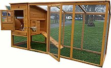 Large 8ft Chicken Coops Large Chicken Coop Hen