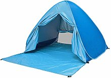 Large Beach Tent Pop Up, Automatic Foldable Beach