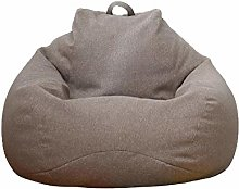 Large Bean Bag Chair Sofa Couch Cover Without