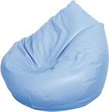 Large Beanbag, Blue