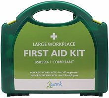 Large BSI First Aid Kit - 2W99439 - 2work