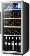 Large Cabinet Beverage Refrigerator Red White Wine
