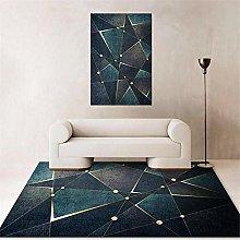 large carpets for living room Living room rug blue