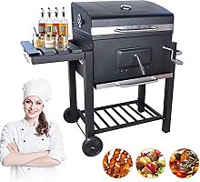 Large Charcoal bbq Grill - Outdoor Charcoal