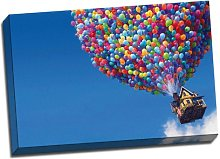 Large Childrens Kids Up! Movie Balloon Floating