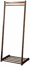 Large Coat Rack Hanger Floor Bedroom Large Bamboo