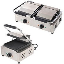 Large Commercial Catering Electric Sandwich Panini