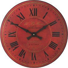 Large Covent Garden Wall Clock - 49.6cm