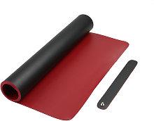 Large Desk Mat Black & Red   M&W - Black