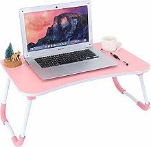 Large Foldable Bed Tray Lap Desk,Portable Lap Desk