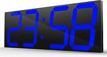 Large LED Digital Wall Clock Large Digital