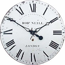 Large London Clockmaker's Wall Clock - 49.6cm