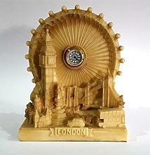 Large London Eye Clock Collectable Souvenir