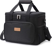 Large Lunch Bag 24-Can (15L) Insulated Lunch Box