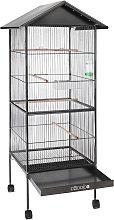 Large Metal Aviary Bird Cage XL 2 Doors Suitable
